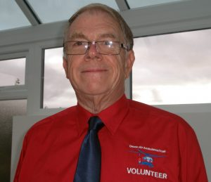 Tony Cannon, Devon Air Ambulance Trust